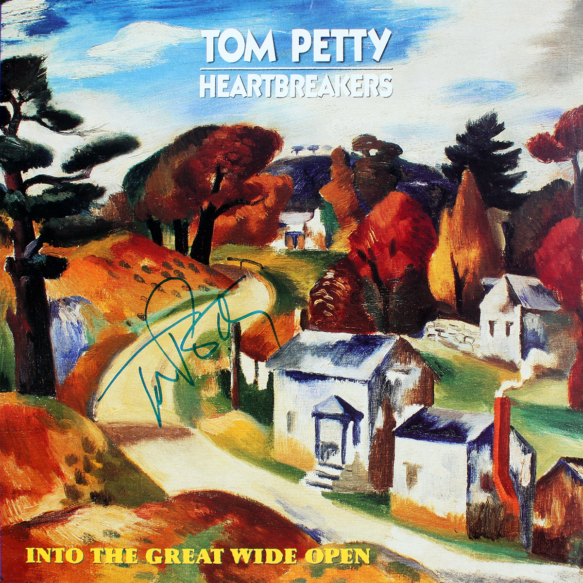 Tom Petty LP - Into The Great Wide Open #2