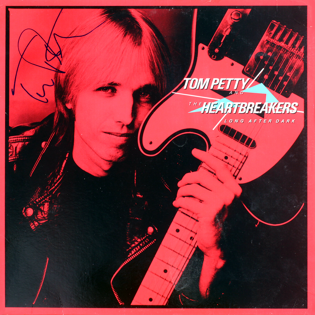 LP - Tom Petty - Long After Dark #1