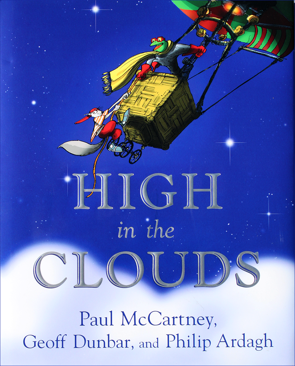 Book - High in the Clouds - Paul McCartney