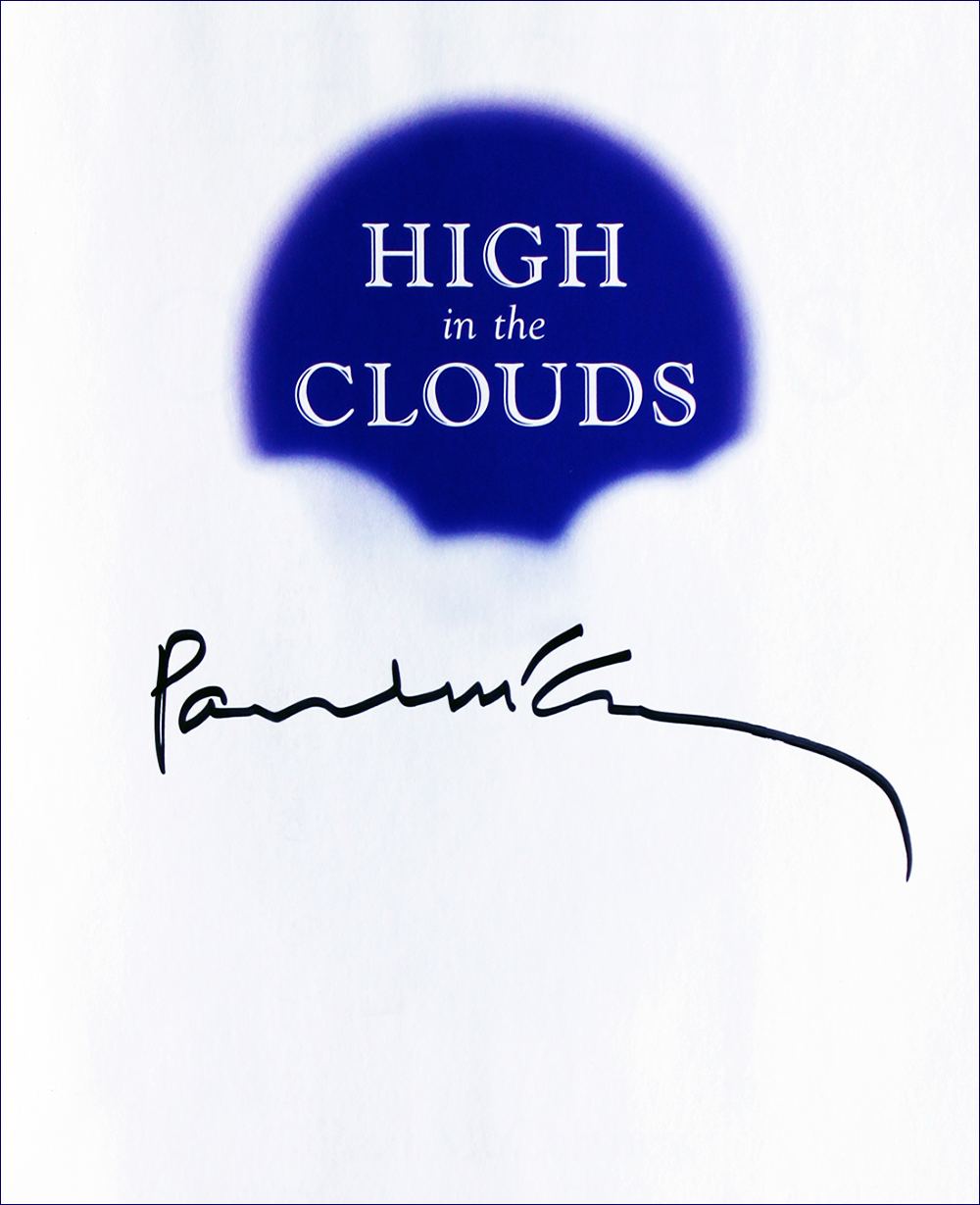 Book - High in the Clouds - Paul McCartney - Inside #3