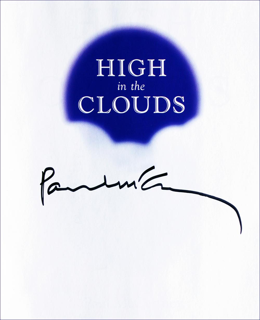 Book - High in the Clouds - Paul McCartney - Inside #3