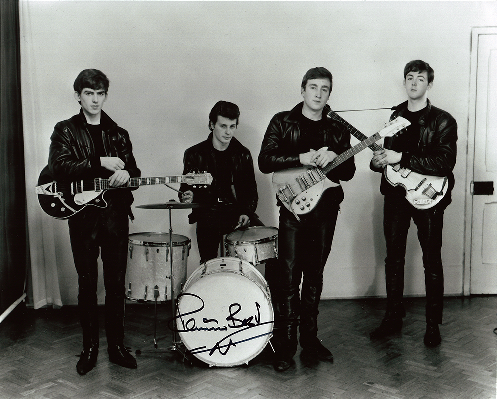 Photo - Beatles, Pete Best
