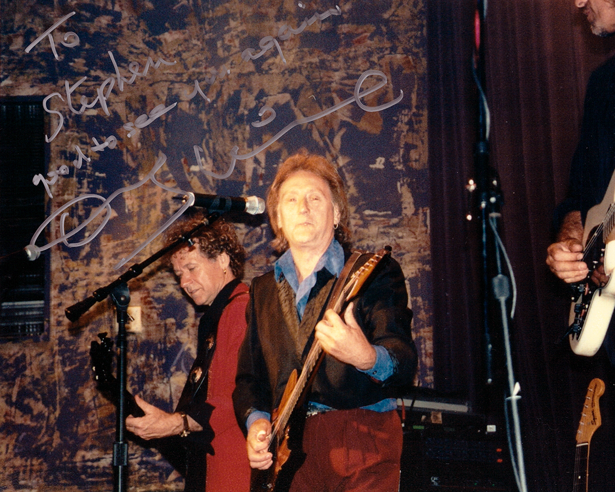 Photo - Denny Laine #2