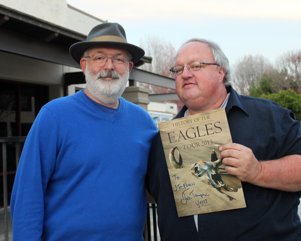 Photo - Eagles - Jack Tempchin and Stephen Duncan
