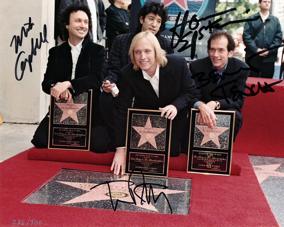Tom Petty - Hollywood Walk of Fame