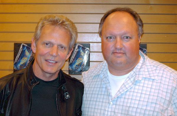 Don Felder and Stephen Duncan