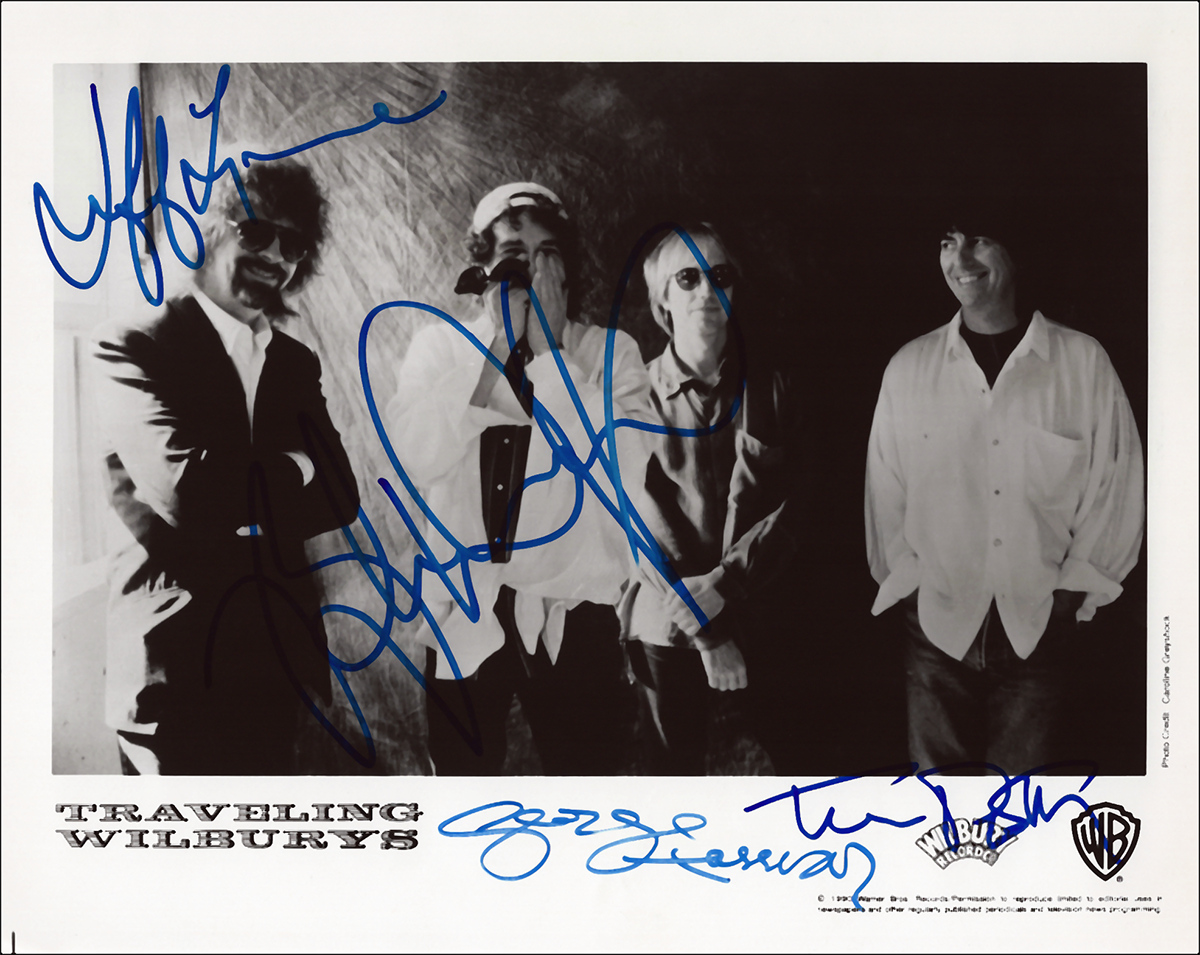 Photo - Traveling Wilburys #1