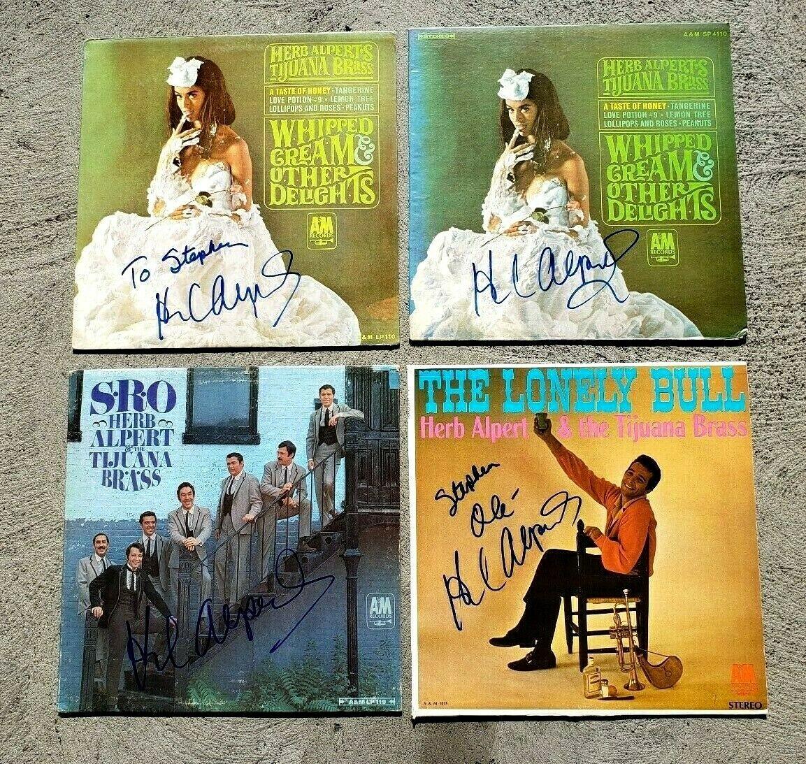 Herb Alpert & The Tijuana Brass LP - Sounds Like