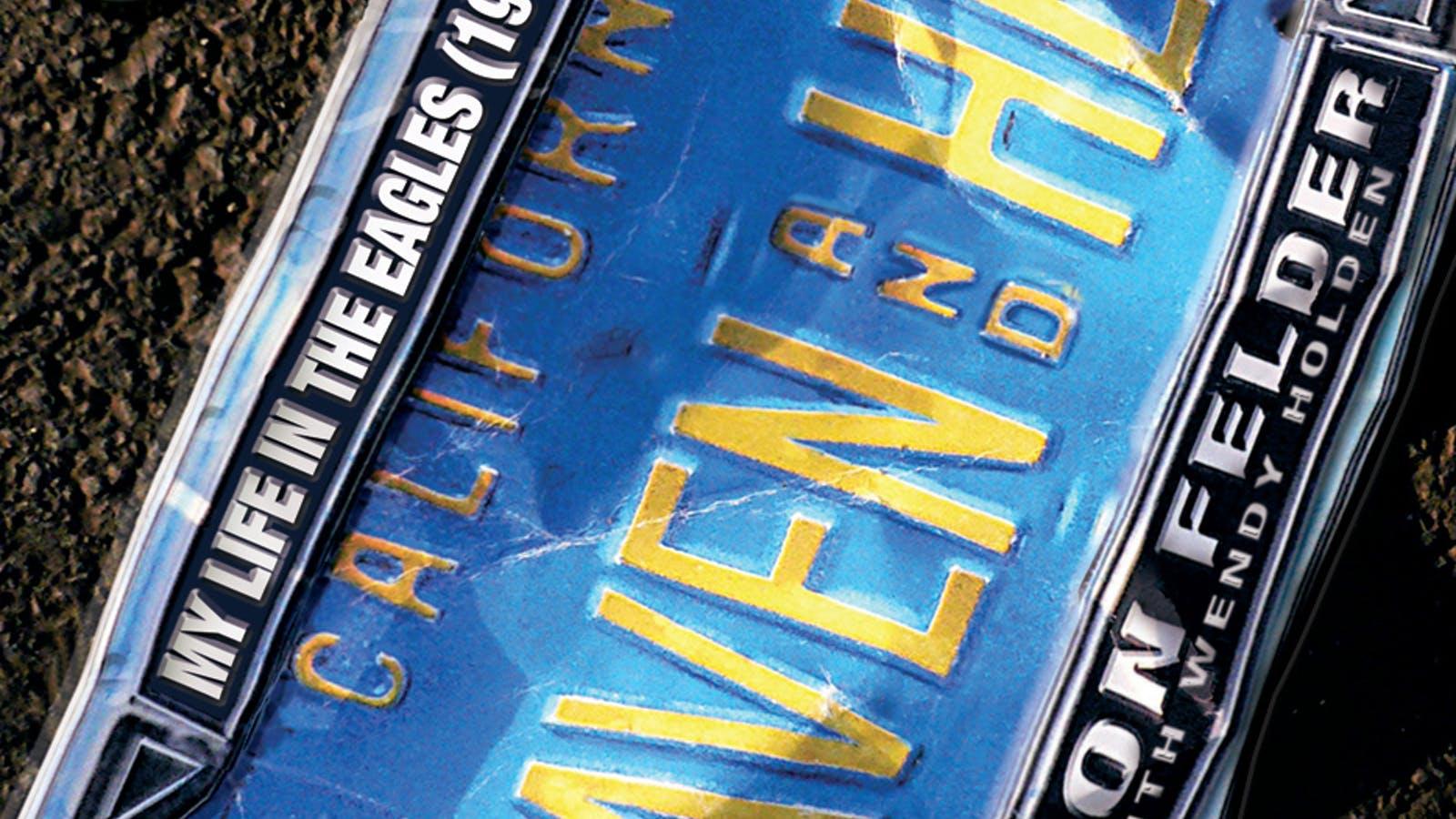 Don Felder CD covers - Road to Forever #1 & #2