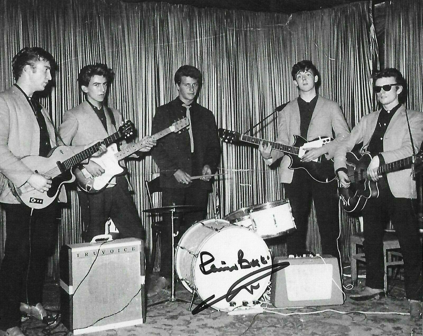 Photo - Beatles, Pete Best