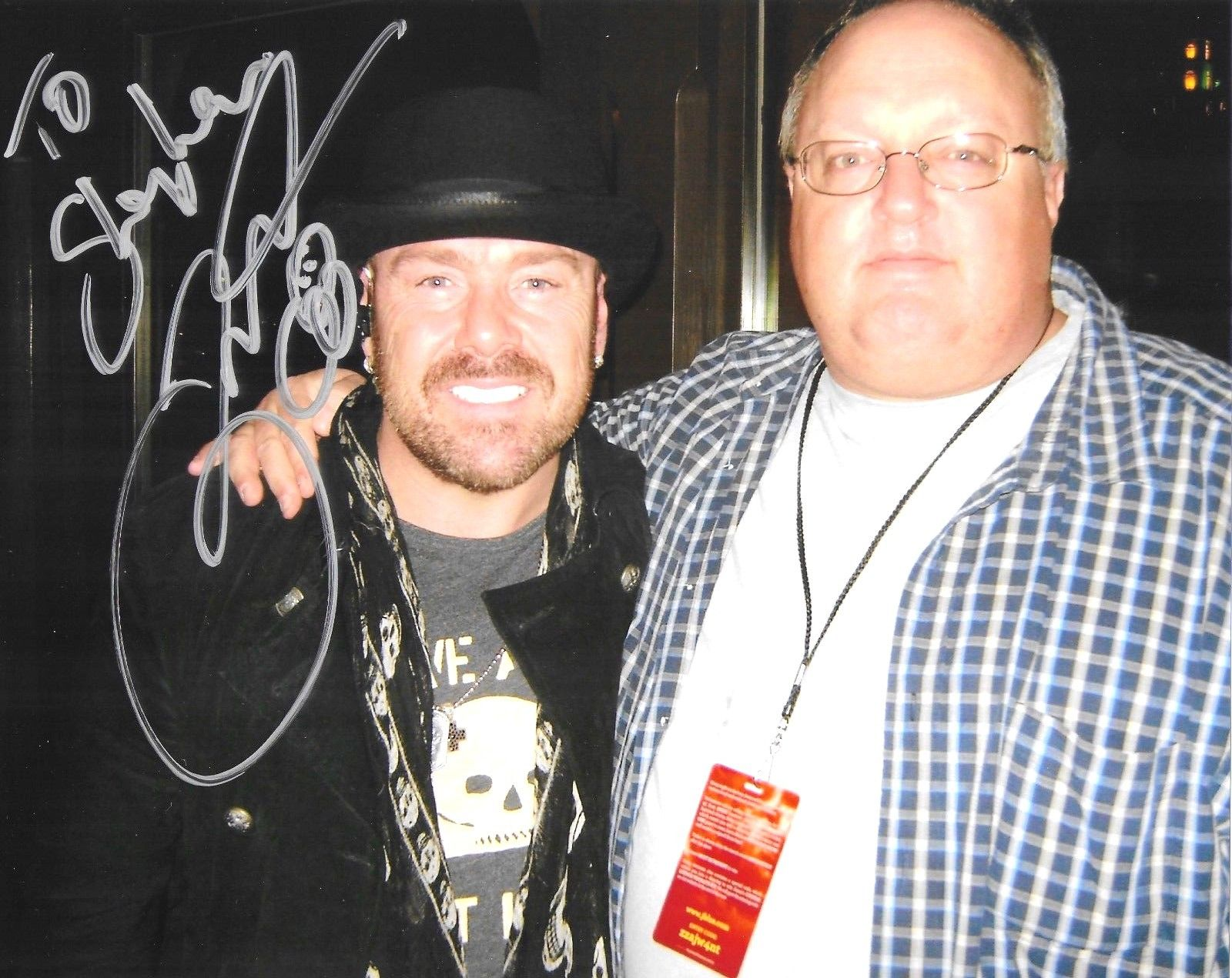 Jason Bonham and Stephen Duncan
