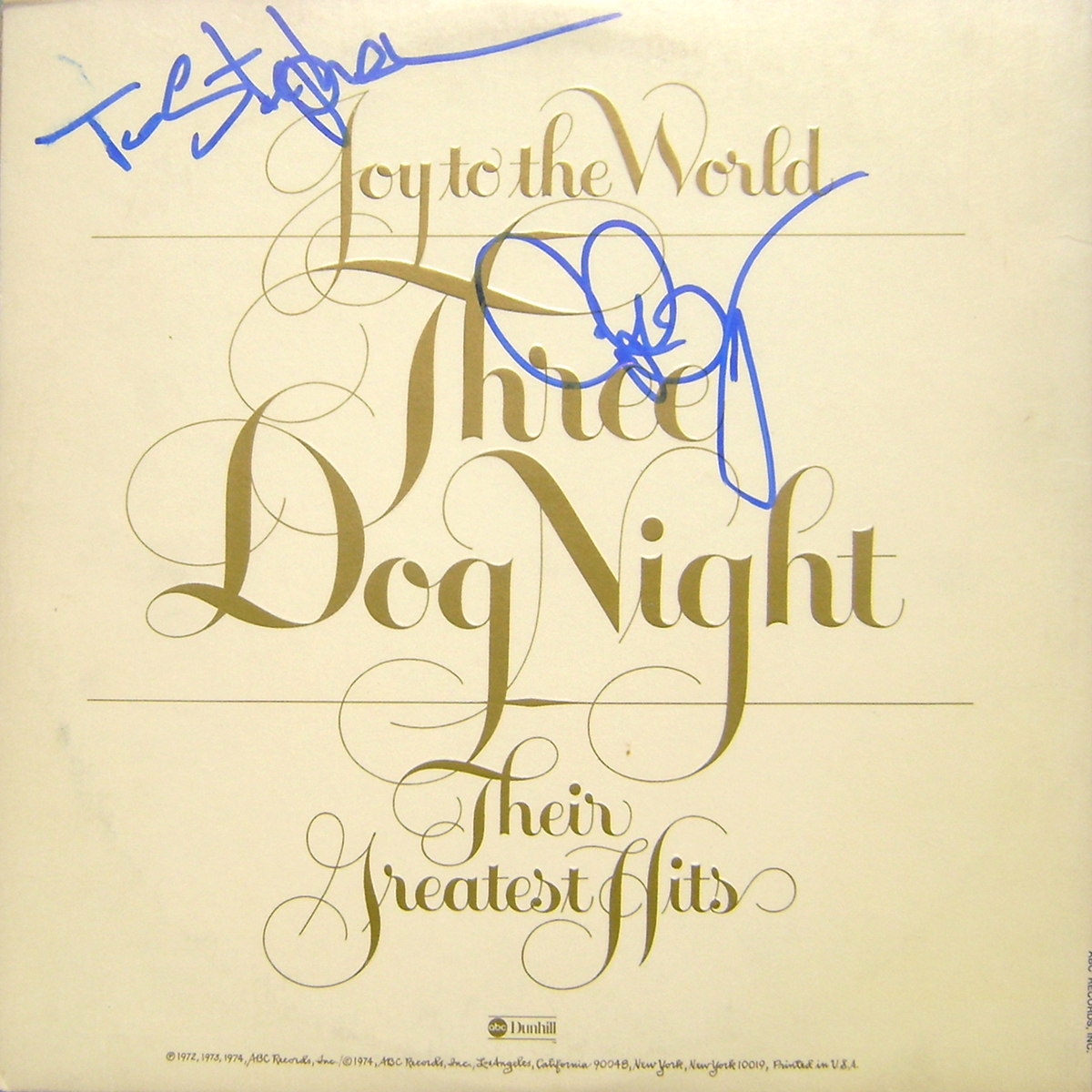 LP - Three Dog Night - Their Greatest Hits
