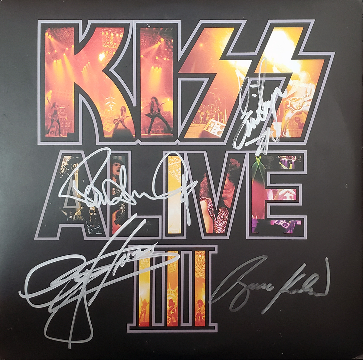 KISS Alive III LP