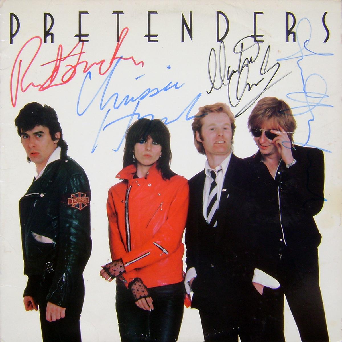 LP - The Pretenders