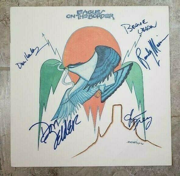 Eagles LP - On The Border