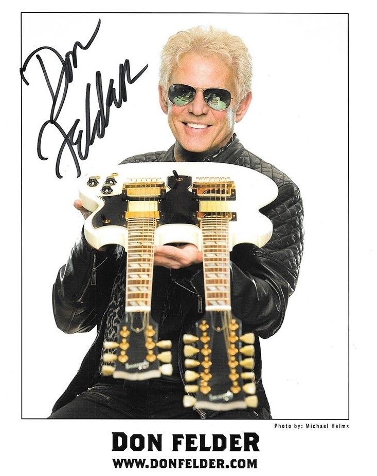 Don Felder photo #4