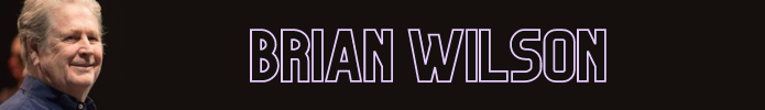 Brian Wilson Header