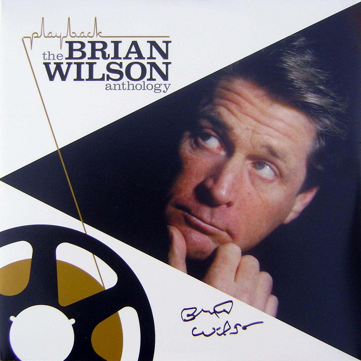 Brian Wilson Anthology LP #2
