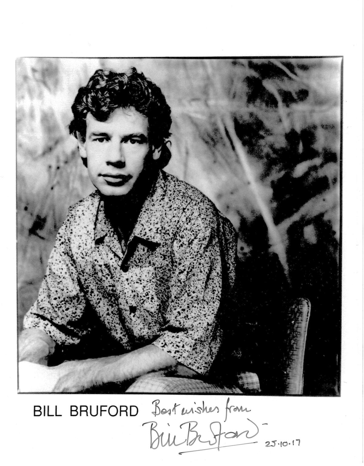 Bill Bruford #1